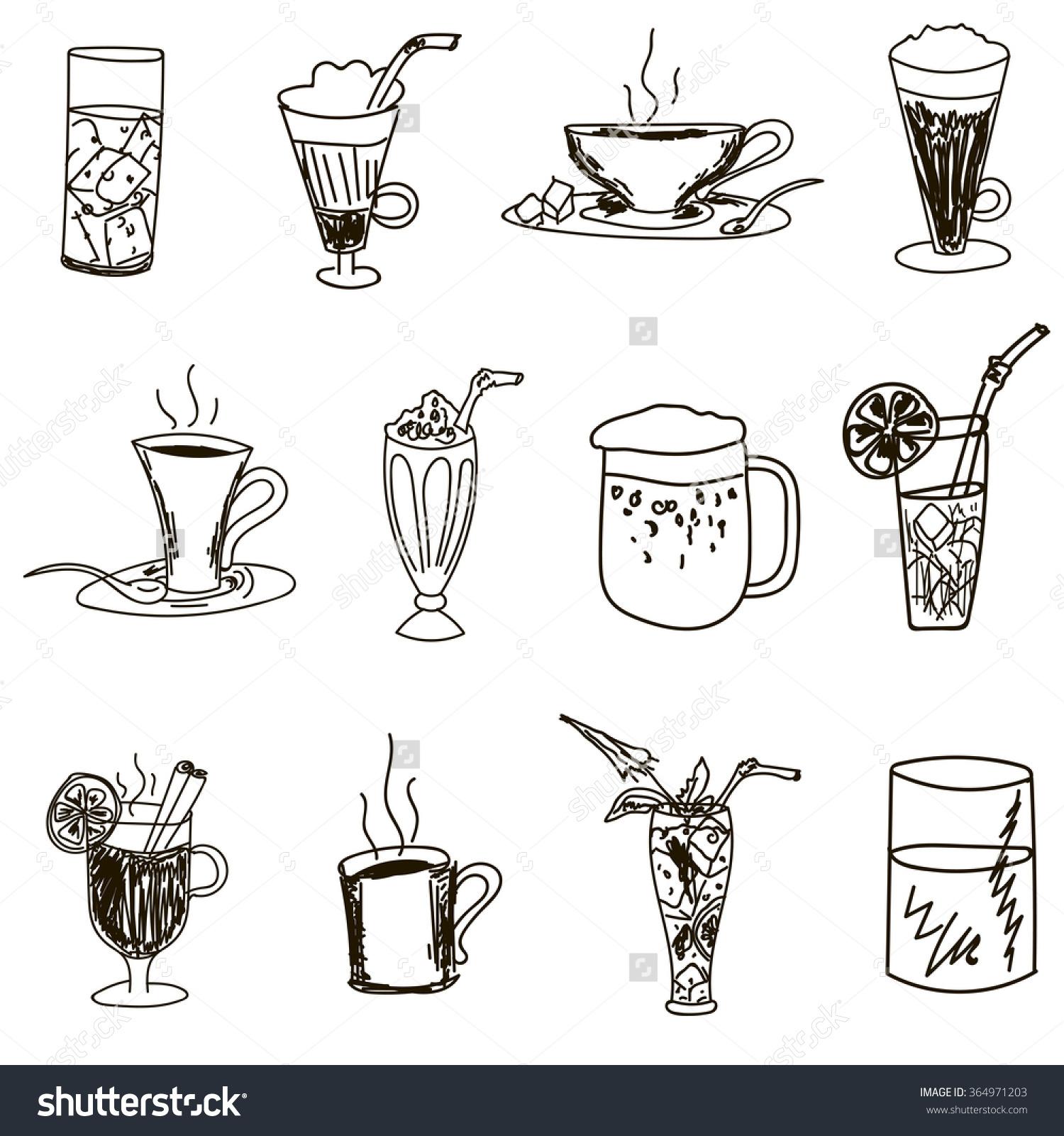 Drinks Coffeeteamilkshakebeerlemonademulled.