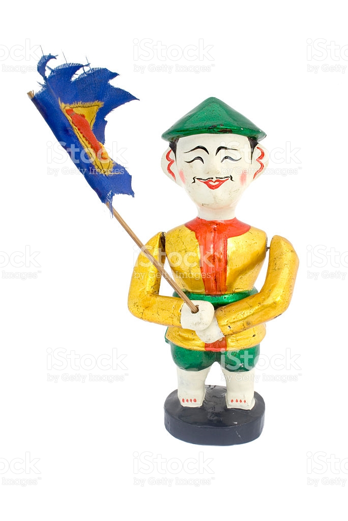 Vietnamese Water Puppet stock photo 94288727.