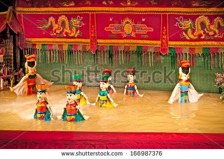 Puppet Show Stock Photos, Royalty.