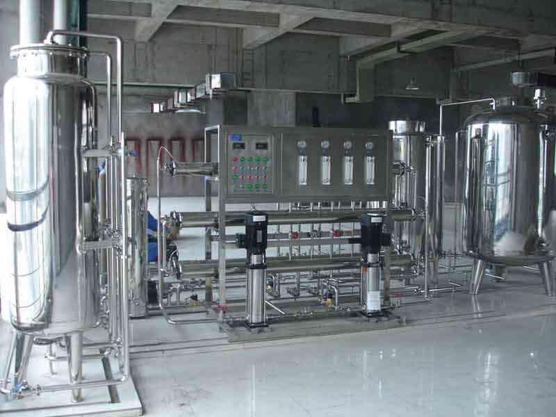 20m3/day Uf Mobile Water Treatment Equipment/skid Uf System For.