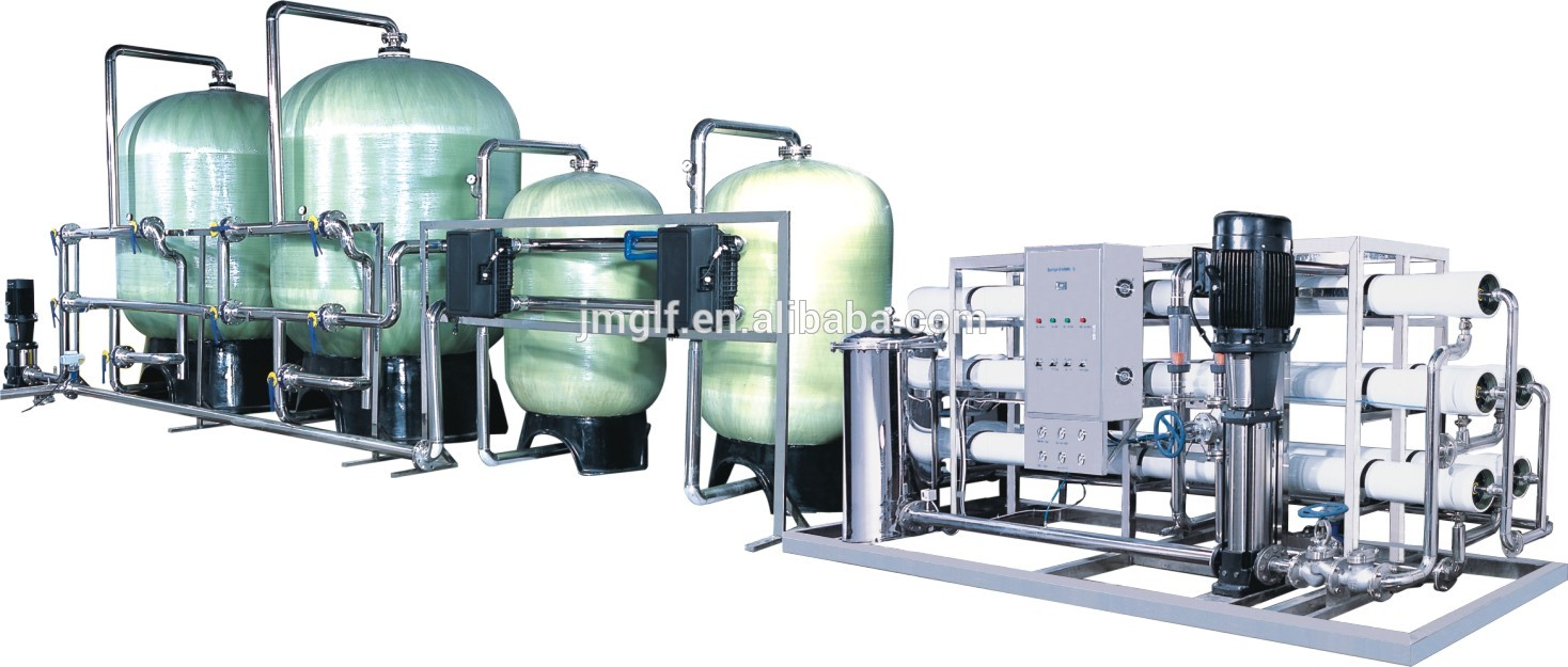 Ro Water Treatment Plant / Machine 3000 Lph Ro Water Treatment.