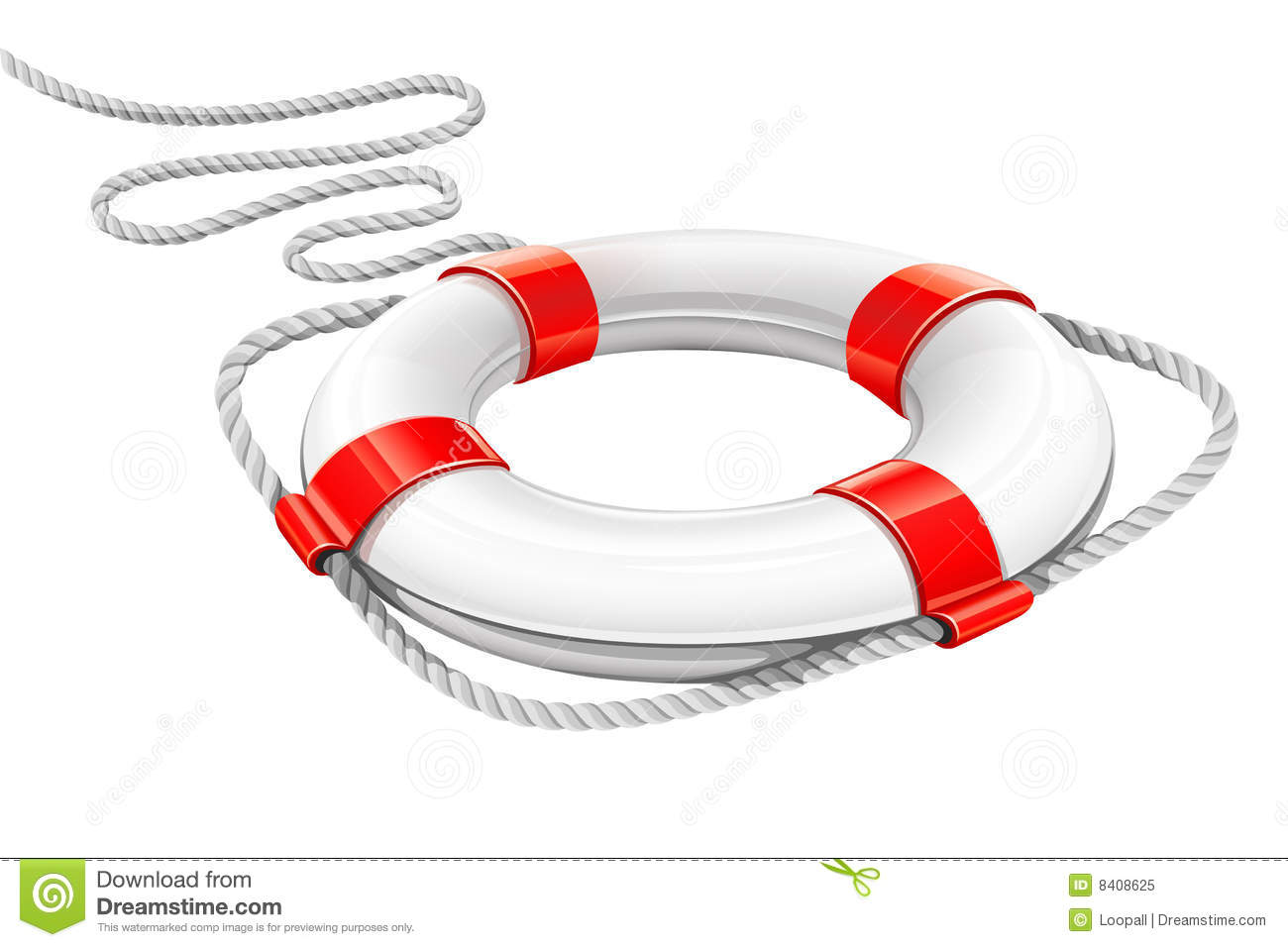 Water rescue clipart.