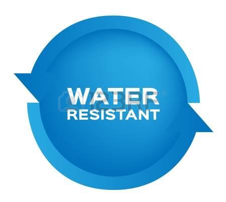 Water Resistant Stock Illustrations, Cliparts And Royalty Free.
