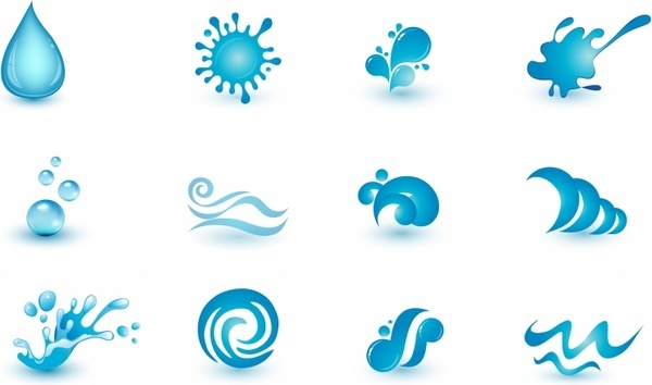 Water ripples vector free vector download (2,253 Free vector) for.