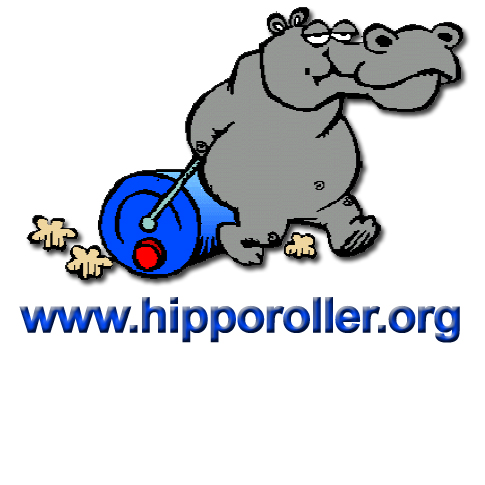 The Hippo Water Roller.