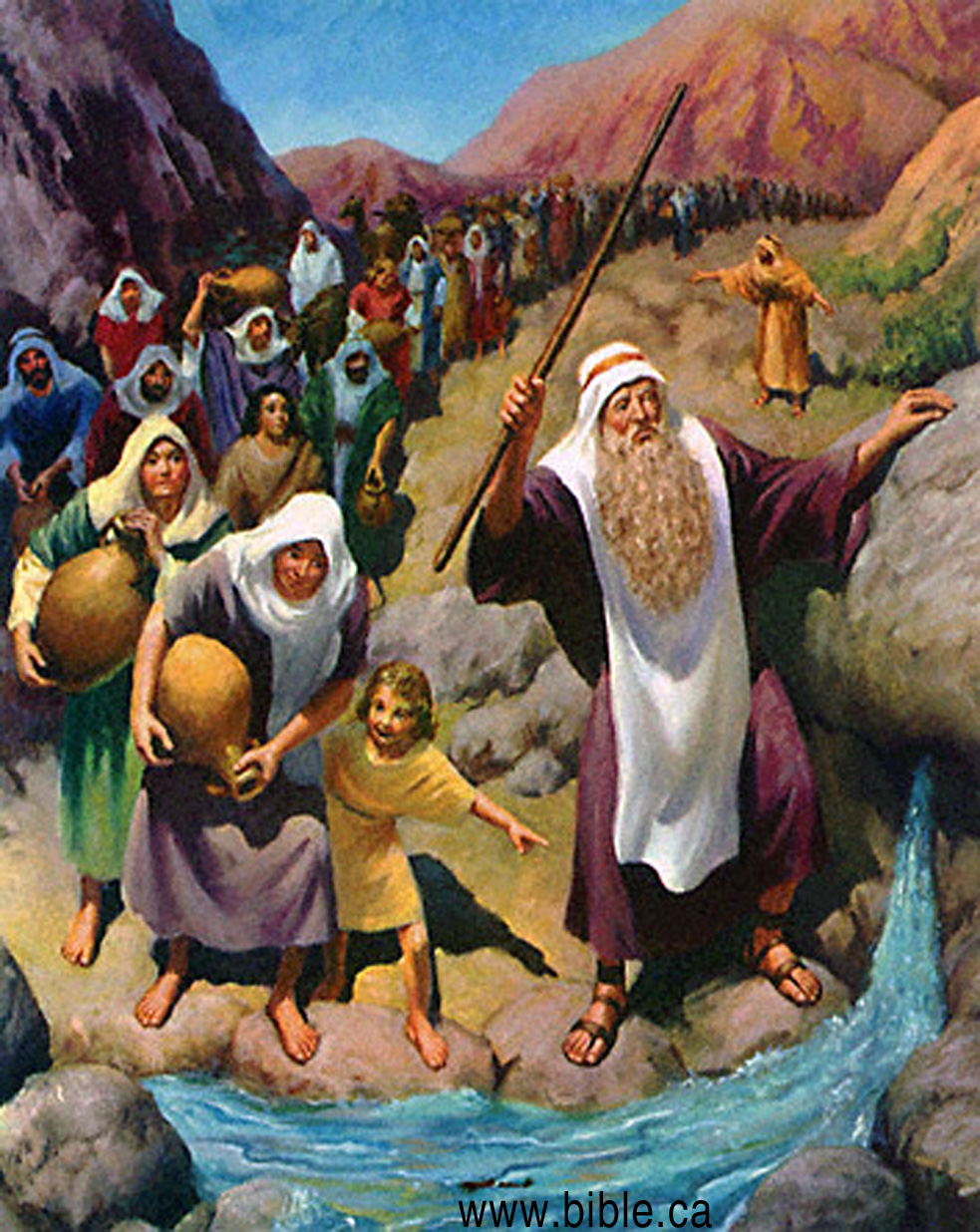 The Exodus Route: A scriptural proof, with the witness of history.
