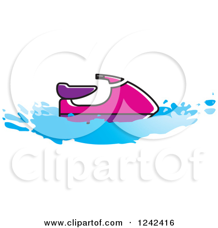 Water scooter clipart #19