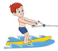 Free Water Skiing Cliparts, Download Free Clip Art, Free.