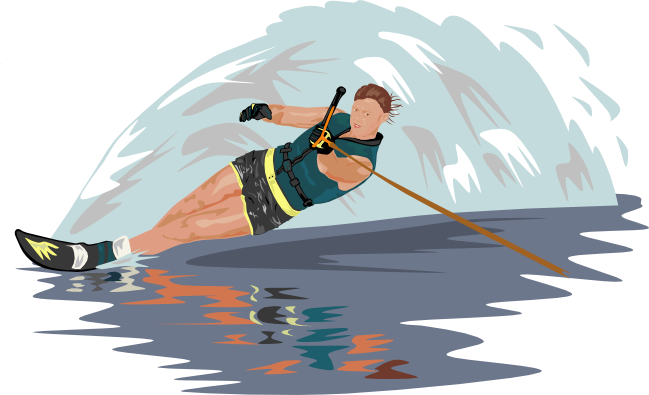 Free Water Sports Clipart.