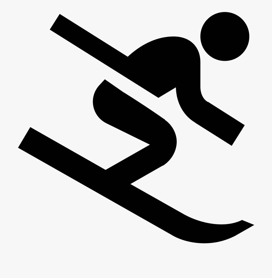 Skiing Clipart Cross Country.