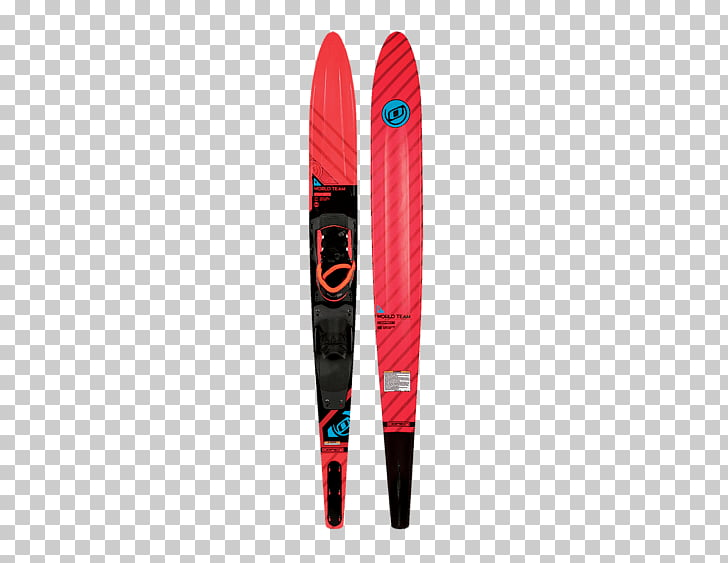 Ski Bindings Water Skiing Slalom skiing, skiing PNG clipart.