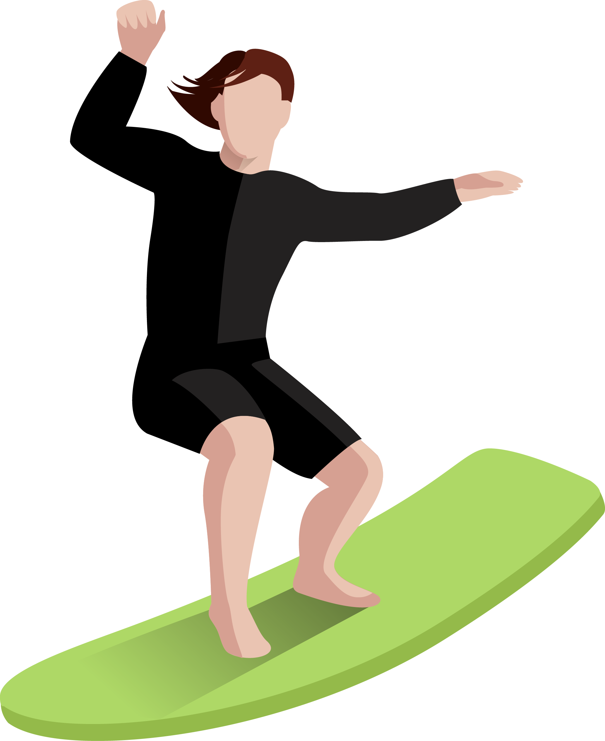 Skiing clipart water ski, Skiing water ski Transparent FREE.