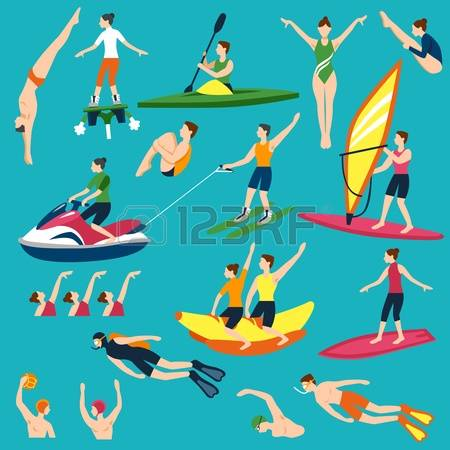 2,284 Water Ski Cliparts, Stock Vector And Royalty Free Water Ski.