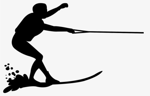 Free Skier Clip Art with No Background.
