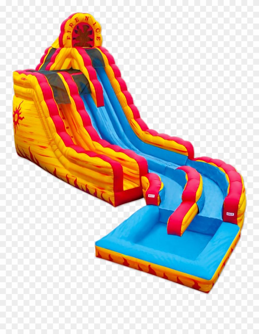 Water Slide Inflatable Slides Evanston Il Oak Park.
