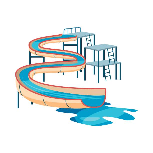 Water slide clipart 3 » Clipart Station.