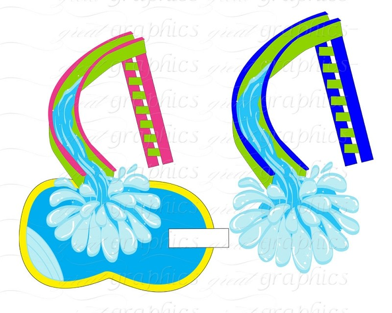 Water slide clipart free 4 » Clipart Portal.