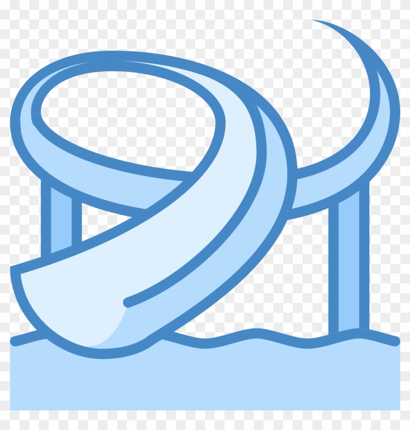 Water Park Icon , Png Download.