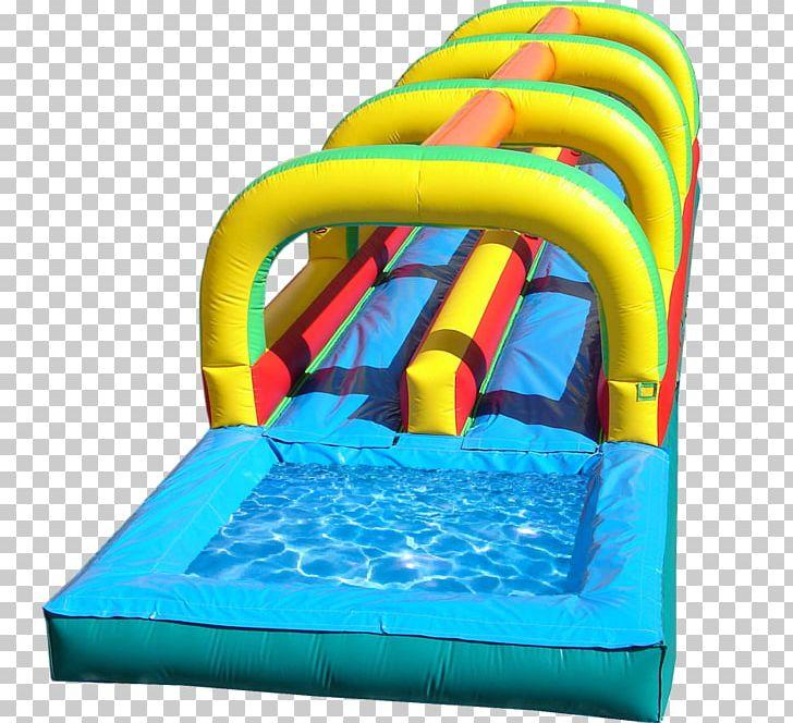 Water Slide Playground Slide Inflatable Bouncers Slip \'N.
