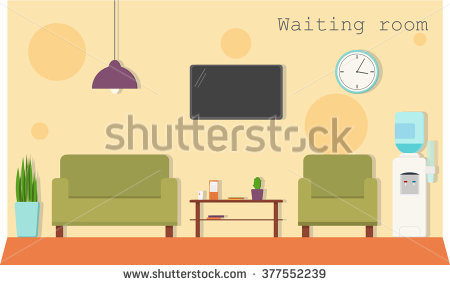 Waiting Room Stock Images, Royalty.