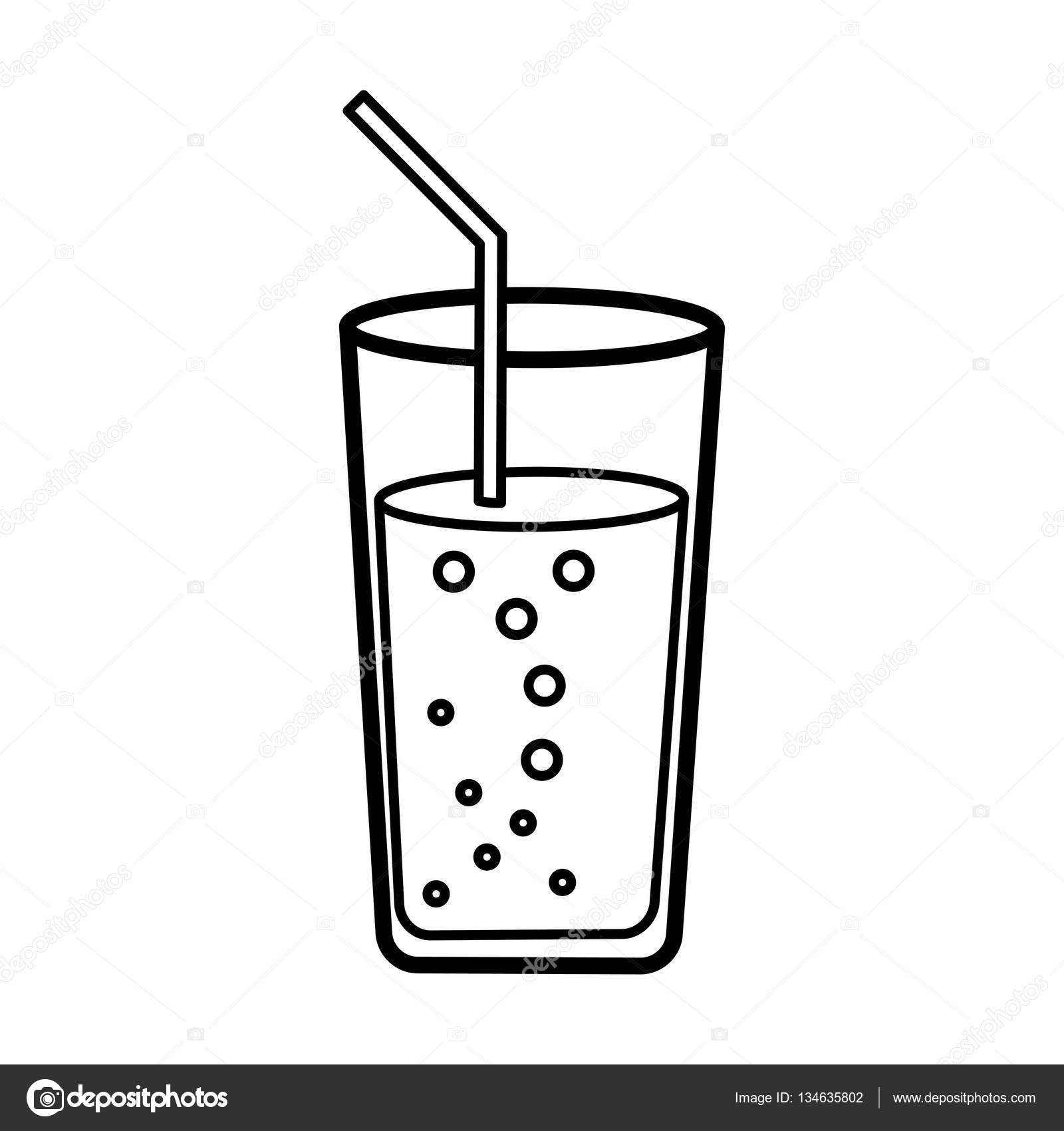 Straw Stock Vectors, Royalty Free Straw Illustrations.