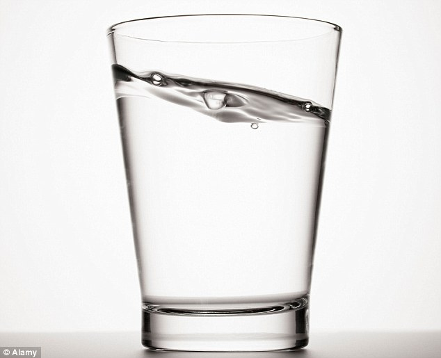 Four million Britons have not drunk a glass of water in over a.