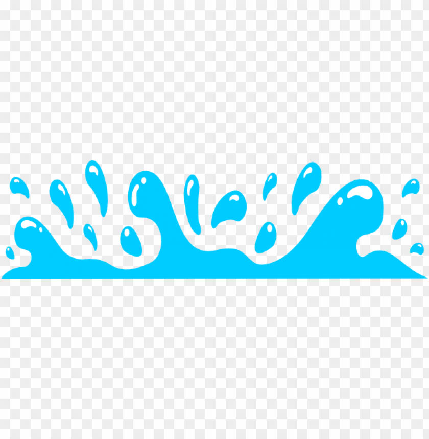 water splash png clipart PNG image with transparent.