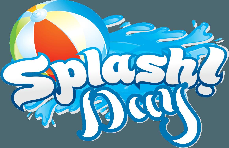 Beach Ball Clipart Splash Pad.