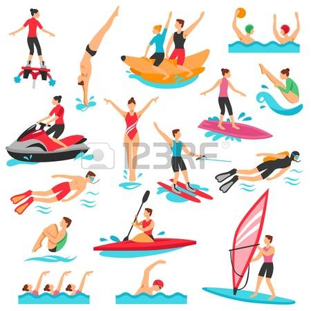 50,641 Water Sport Cliparts, Stock Vector And Royalty Free Water.