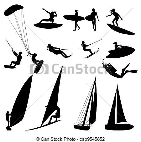 Water sports Illustrations and Stock Art. 31,274 Water sports.
