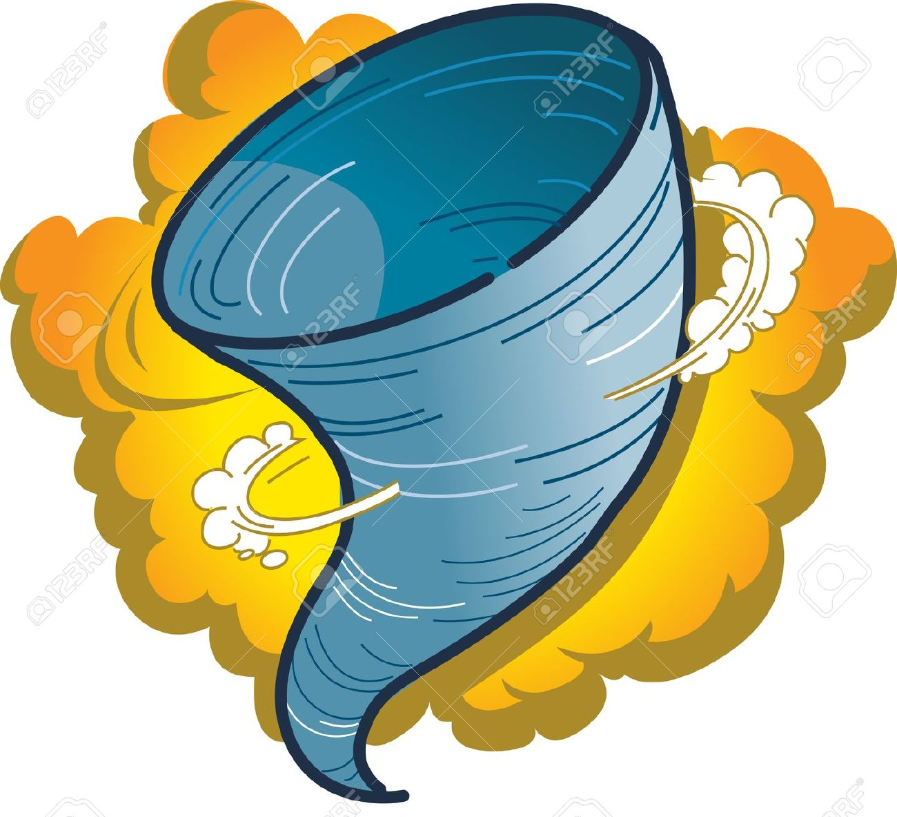 free animated tornado clipart - photo #40
