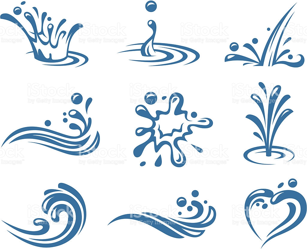 Water Spray Vector at GetDrawings.com.