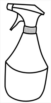 Water Spray Clipart.