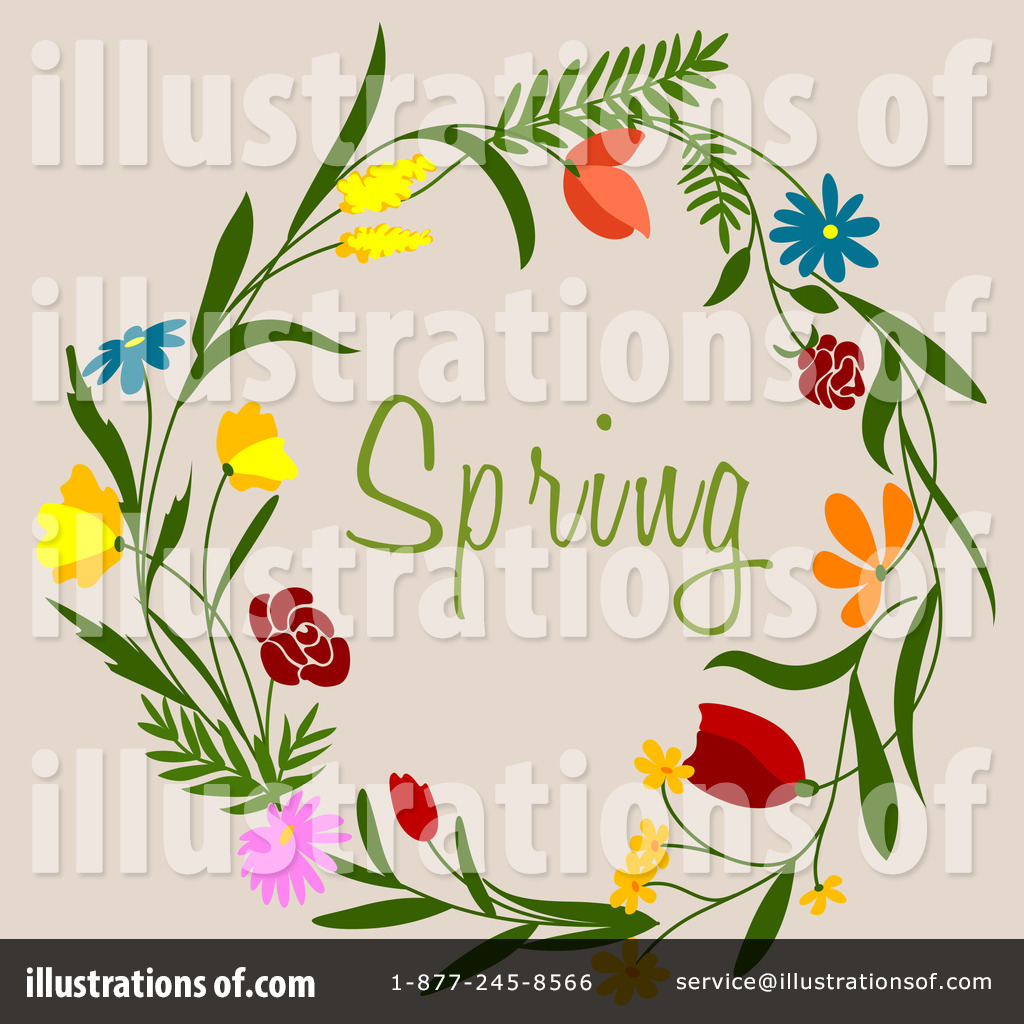 Spring Clipart #1307484.