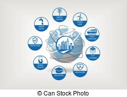 Water supply network Illustrations and Stock Art. 74 Water supply.