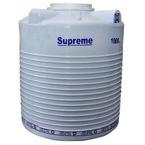 Supreme Plastic Water Tank.