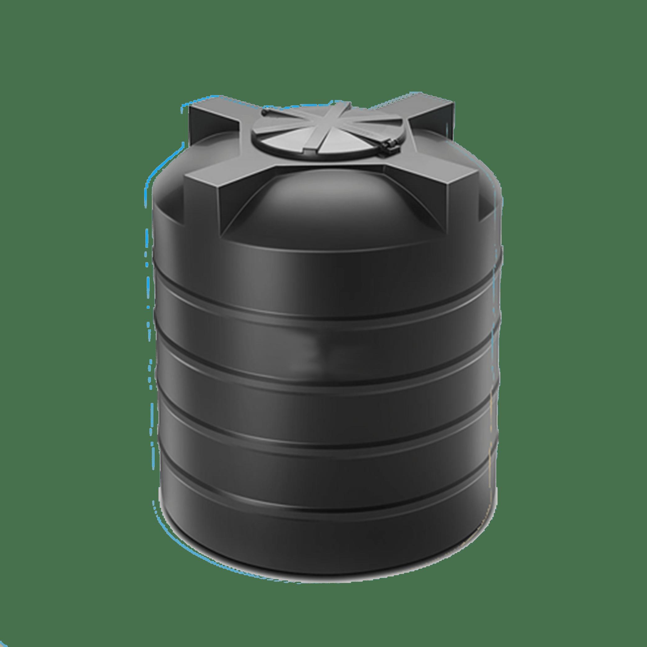 Overhead Water Tank.