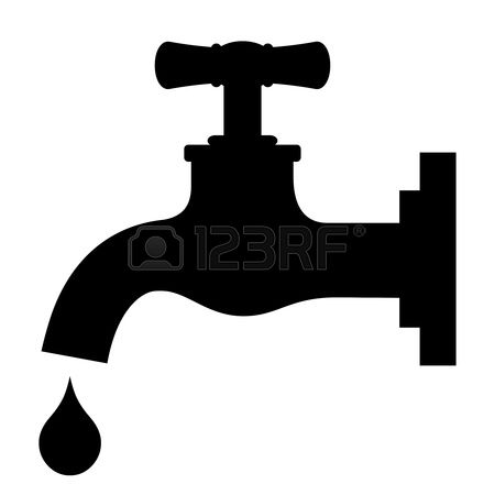 15,523 Water Tap Stock Vector Illustration And Royalty Free Water.