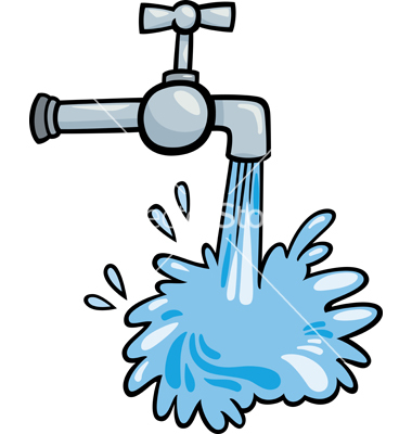 78+ Water Faucet Clipart.