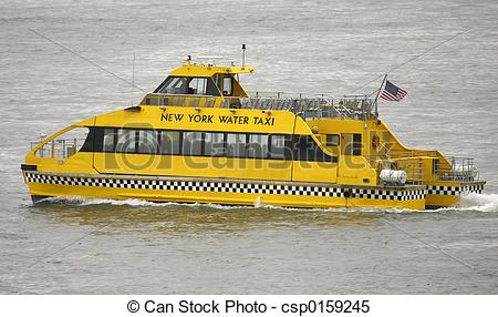 Stock Images of water taxi.