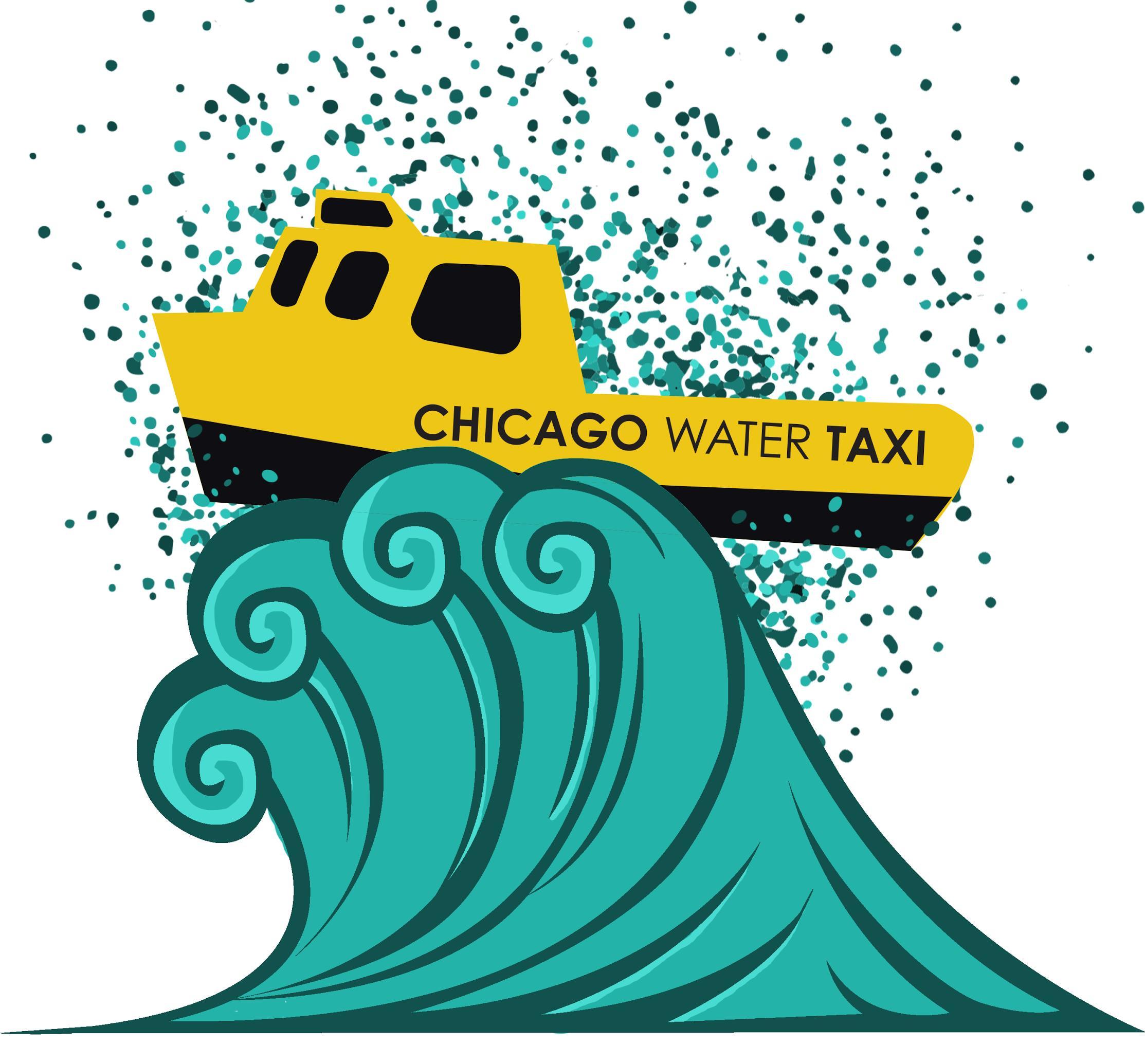 Big Yellow (Water) Taxi.
