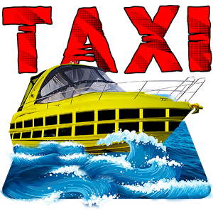 Water Taxi Driver Duty Sim 3D.