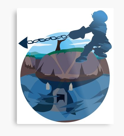 Ocarina of Time Water Temple: Prints.
