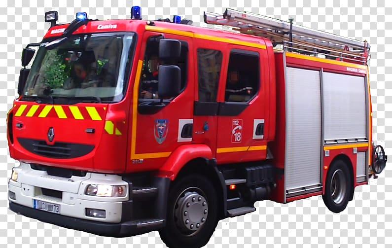 Fire engine Firefighter Fire department Water tender Renault.