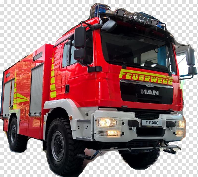 Volunteer Fire Department Bad Bevensen Water tender.