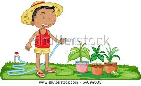 Cartoon Water Plant Stockbilder und Bilder und Vektorgrafiken ohne.