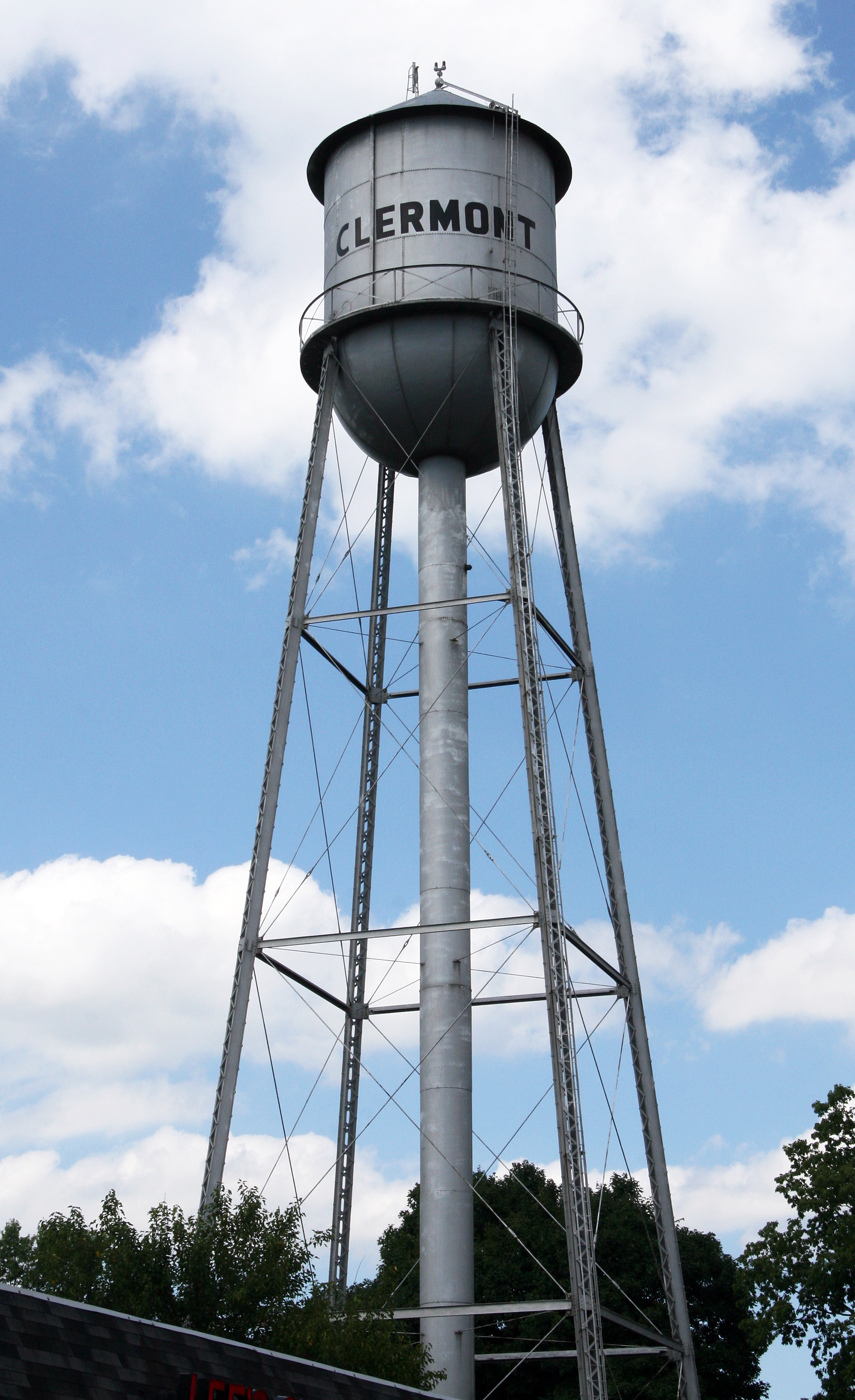 File:Clermont, Indiana water tower.png.