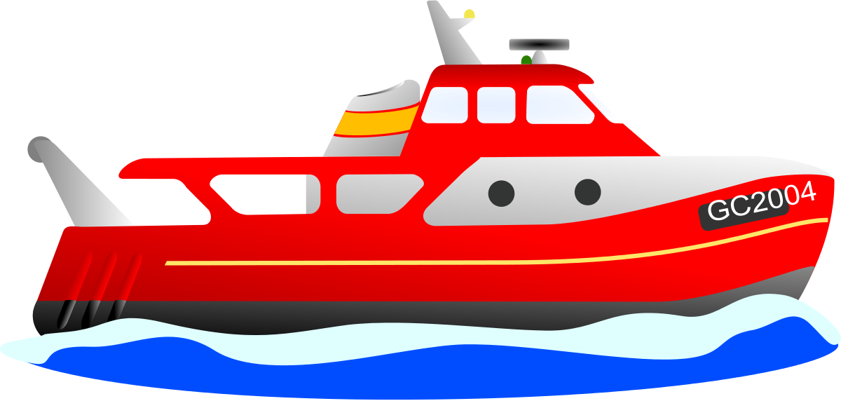 Water Transportation Clipart