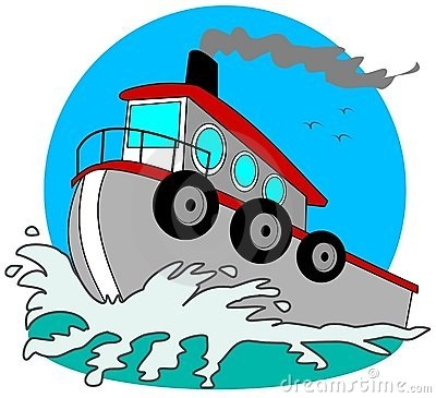 Water Transportation Clipart.