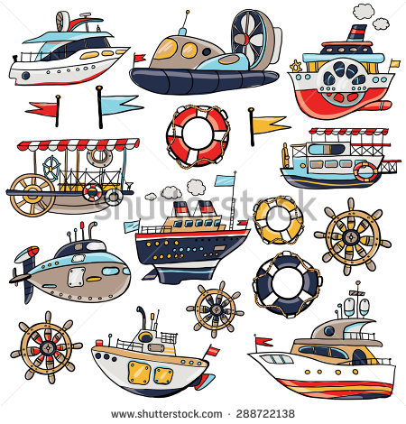 Water Transport Stock Images, Royalty.